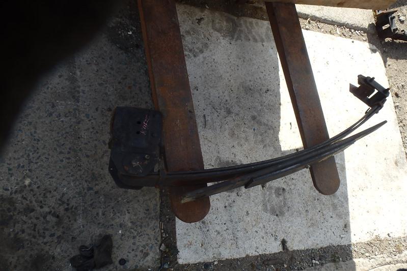 Рессоры Nissan Atlas K4F23 NA20 задние
