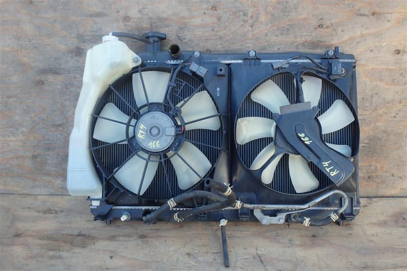Радиатор Honda Cross Road RT4 R20A 2007
