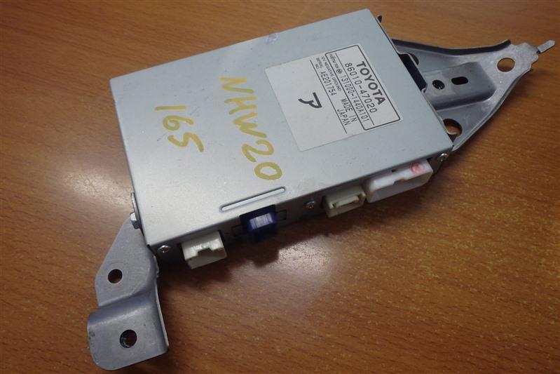 Блок управления tv-tuner Toyota Prius NHW20 1NZ-FXE 2006