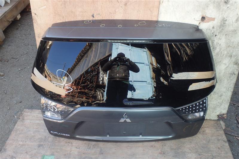 Дверь 5-я Mitsubishi Outlander CW5W 4B12 задняя