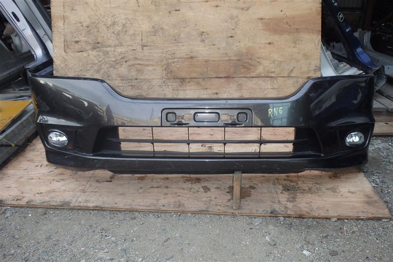 Бампер Honda Stream RN6 R18A 2006 передний