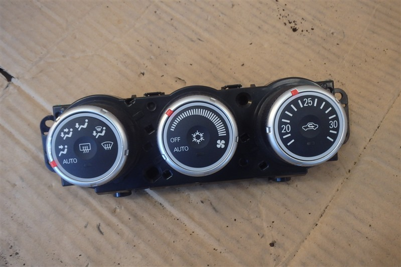 Климат-контроль Mitsubishi Outlander CW5W 4B12