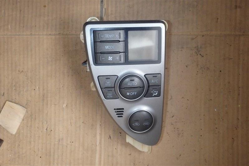 Климат-контроль Toyota Ractis NCP100 1NZ-FE