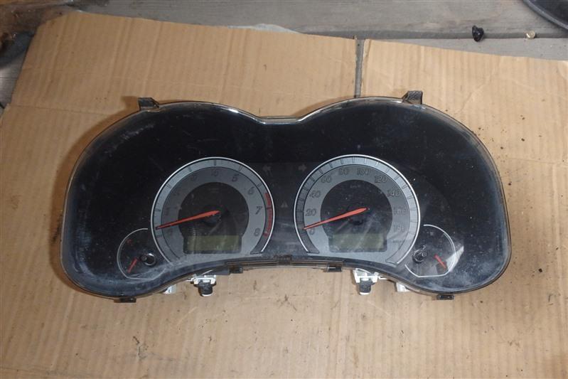 Спидометр Toyota Corolla Axio ZRE142 2ZR-FE