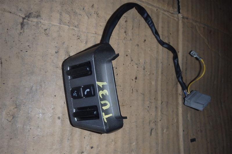 Кнопки на руль Nissan Presage TU31 QR25DE