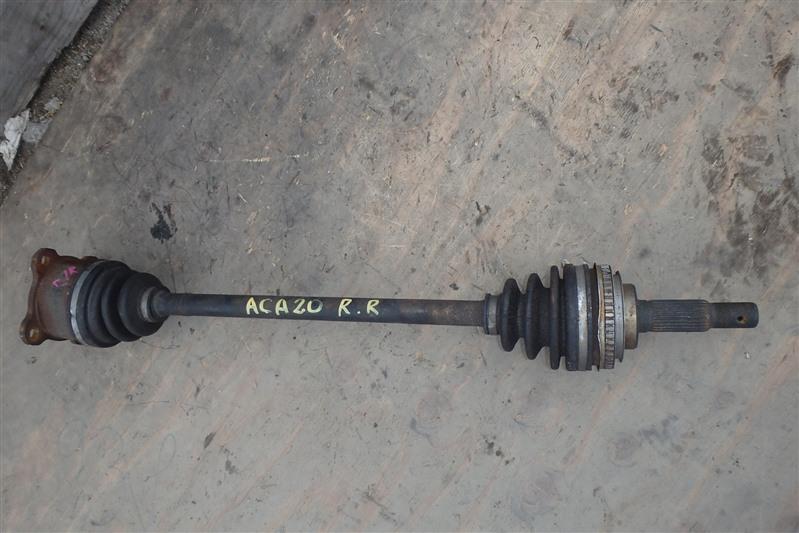 Привод Toyota Rav4 ACA20 1AZ-FSE задний правый