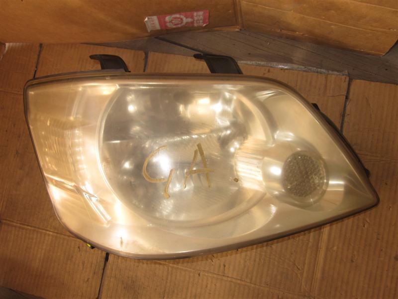 Фара Toyota Noah AZR65 1AZ-FSE передняя правая