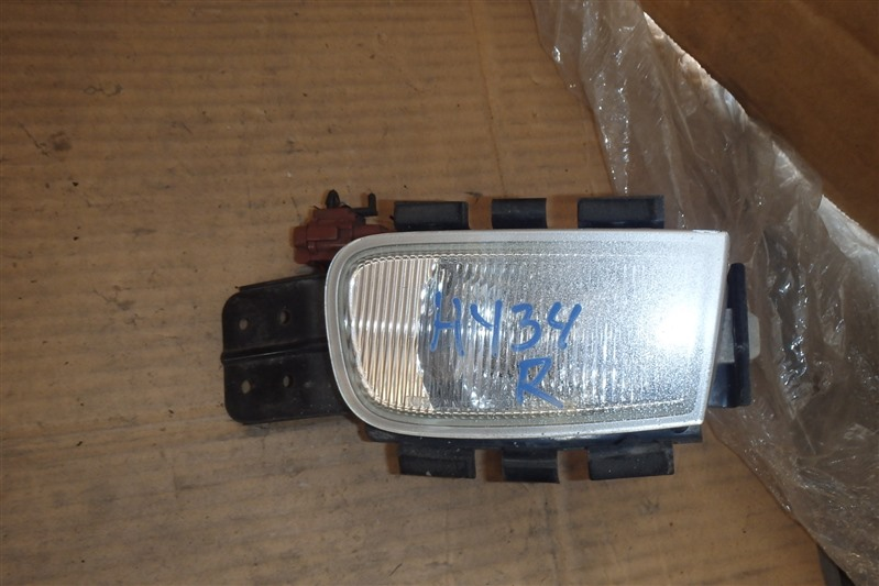 Повторитель бамперный Nissan Cedric HY34 VQ30DD передний правый