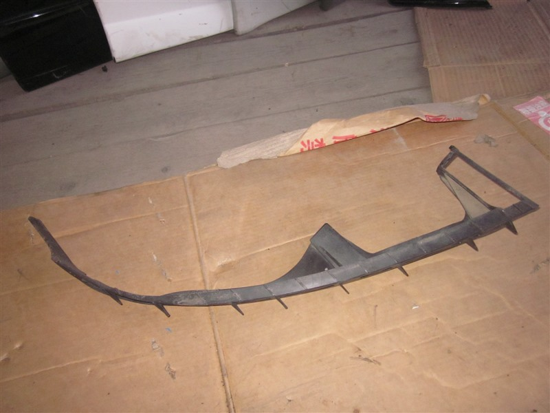 Планка под фары Mazda Atenza GG3P L3 передняя правая