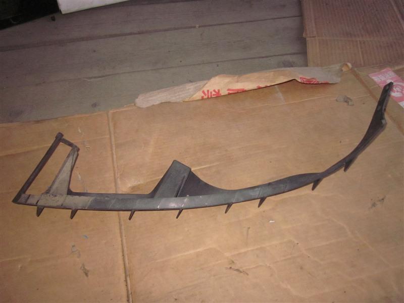 Планка под фары Mazda Atenza GG3S L3 передняя левая