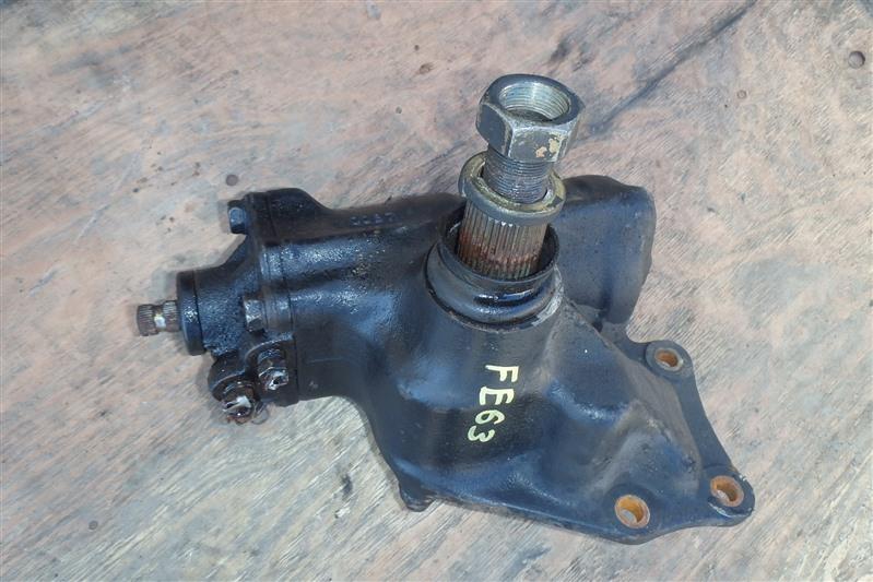 Рулевой редуктор Mitsubishi Canter FE63 4M51