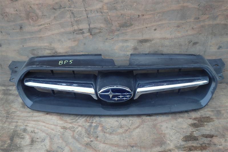 Решетка радиатора Subaru Legacy BP5 EJ20 2005