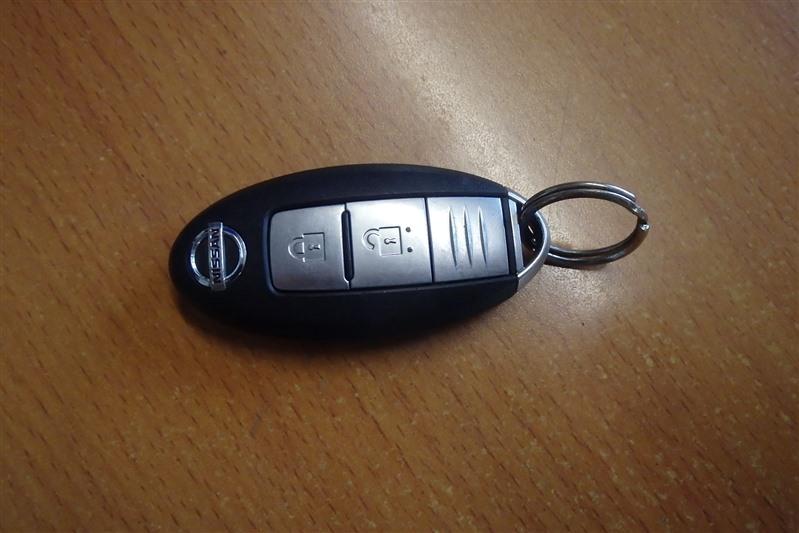 Чип-ключ Nissan Cube BZ11 CR14DE