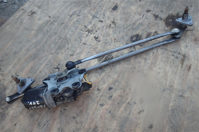 Мотор дворников Hino Dutro XZU301 S05D 2005 передний
