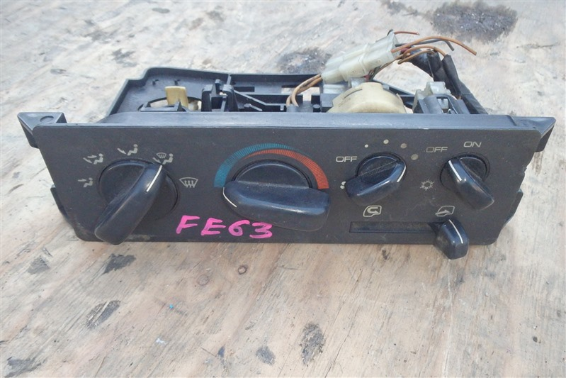 Климат-контроль Mitsubishi Canter FE63 4M51