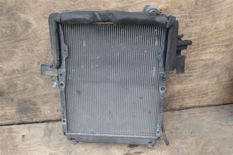 Радиатор Mitsubishi Canter FE71DB 4M50T