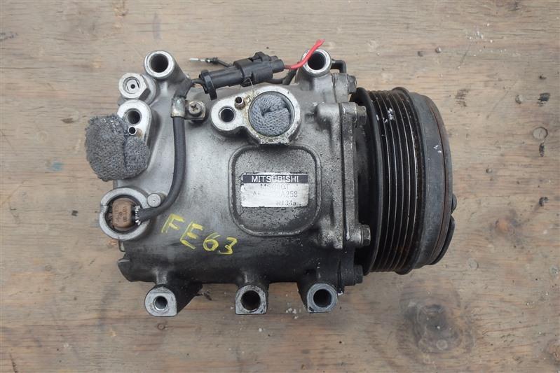 Компрессор кондиционера Mitsubishi Canter FE63 4M51