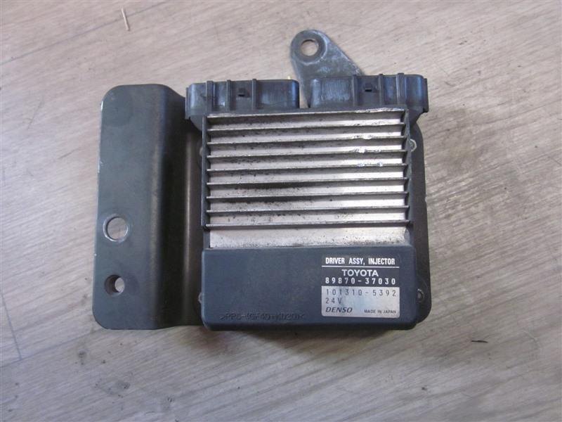 Блок управления форсунками Hino Dutro XZU301 S05D-D 2005
