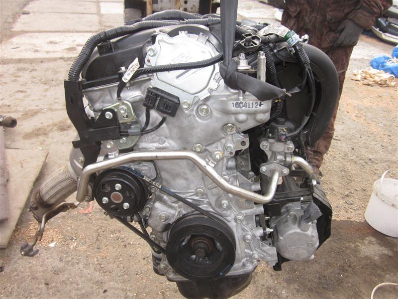 Двс Mazda Axela Hybrid BYEFP PE-VPH 2014