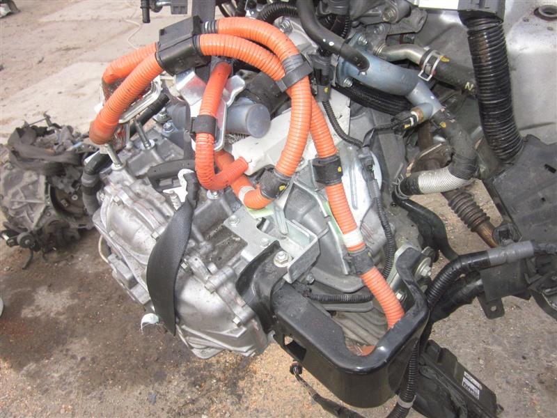 Акпп Mazda Axela Hybrid BYEFP PE-VPH 2014