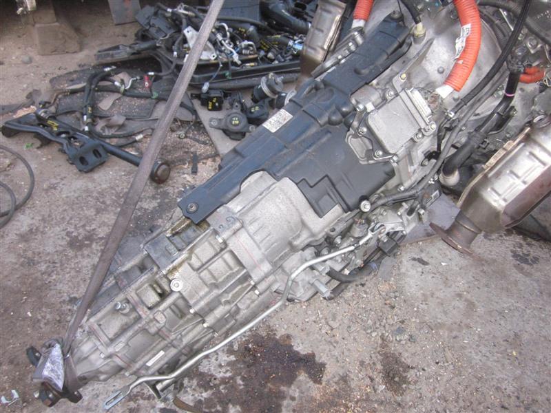 Акпп Lexus Ls600Hl UVF46 2UR-FSE 2011