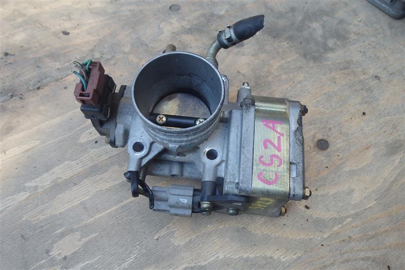 Заслонка дроссельная Mitsubishi Lancer Cedia CS2A 4G15