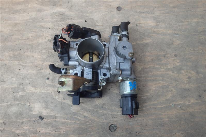 Заслонка дроссельная Suzuki Kei HN22S K6A-T