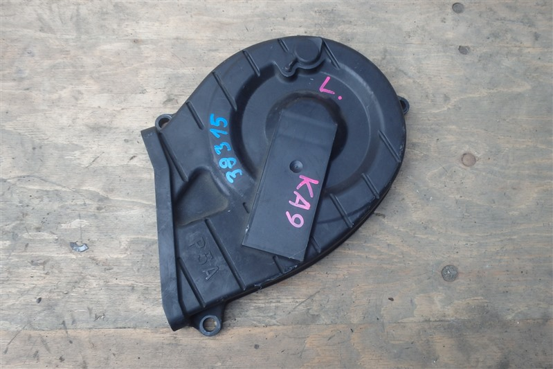 Крышка ремня грм Honda Legend KA9 C35A левая