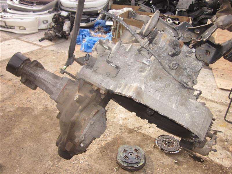 Мкпп Toyota Rav4 ACA20 1AZ-FSE