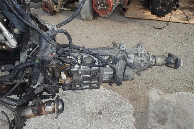 Мкпп Mazda Titan SYF4T RF