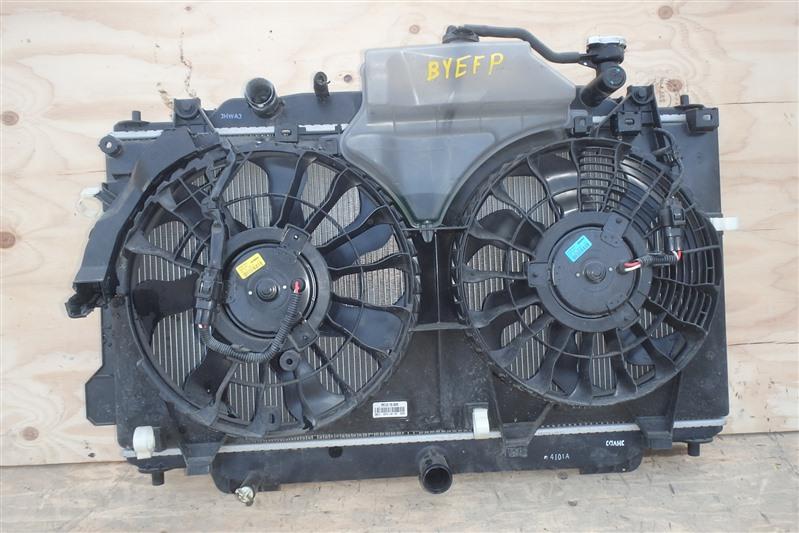Радиатор Mazda Axela Hybrid BYEFP PE-VPH 2014