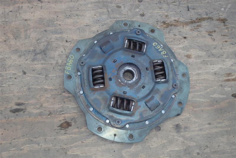 Диск сцепления Mitsubishi Canter FBA60 4P10