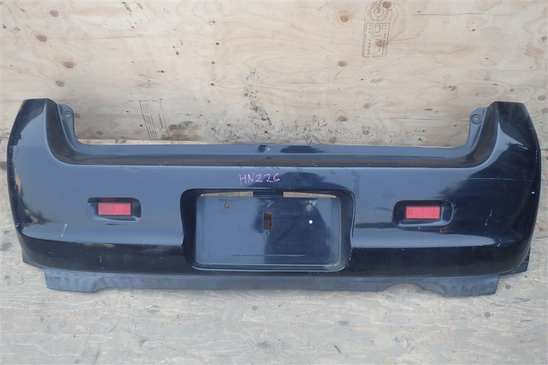 Бампер Suzuki Kei HN22S K6A 1998 задний