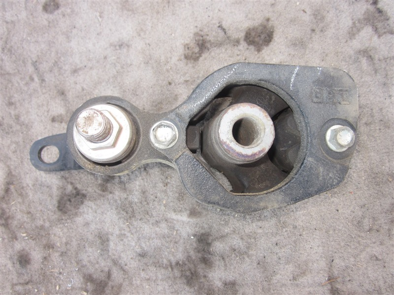 Подушка двигателя Mazda Axela Hybrid BYEFP PE-VPH 2014 задняя