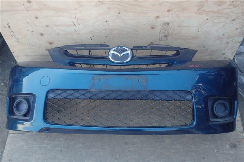 Бампер Mazda Premacy CREW LF 2005 передний