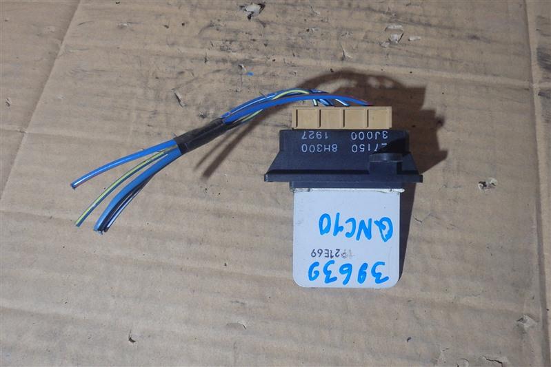Реостат Nissan Bluebird Sylphy QNG10