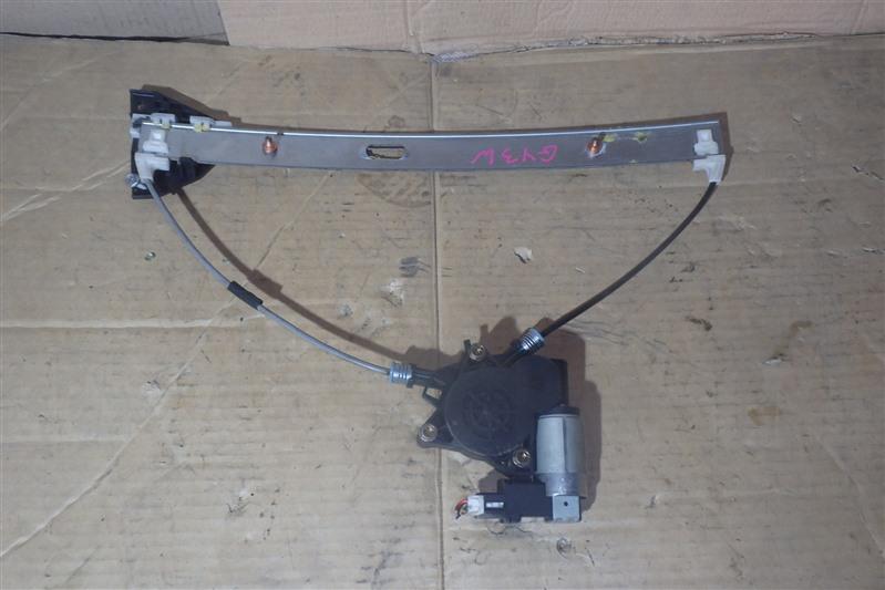 Стеклоподъемник Mazda Atenza GY3W L3-VE передний правый