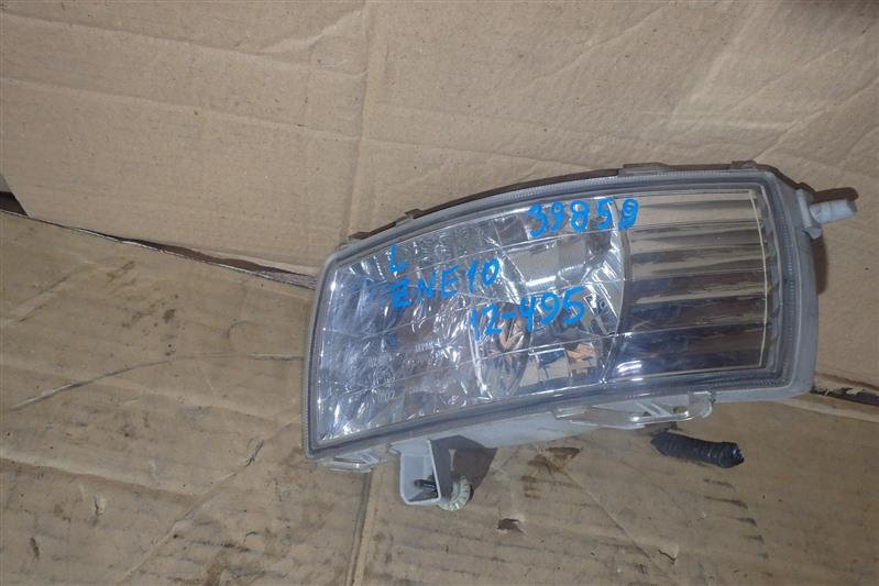 Туманка Toyota Wish ZNE10 1ZZ-FE передняя левая