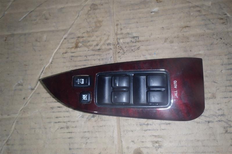 Блок управления стеклоподъемниками Toyota Mark X GRX125 4GR-FSE передний правый