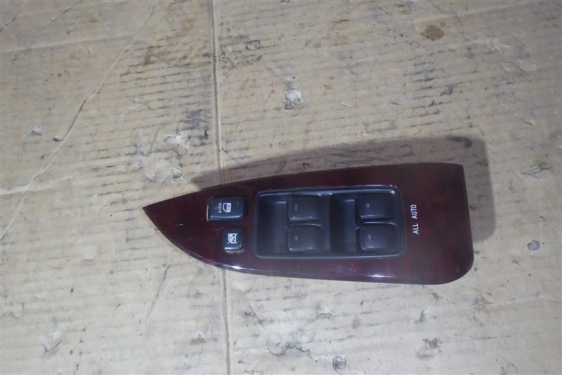 Блок управления стеклоподъемниками Toyota Mark X GRX120 4GR-FSE передний правый