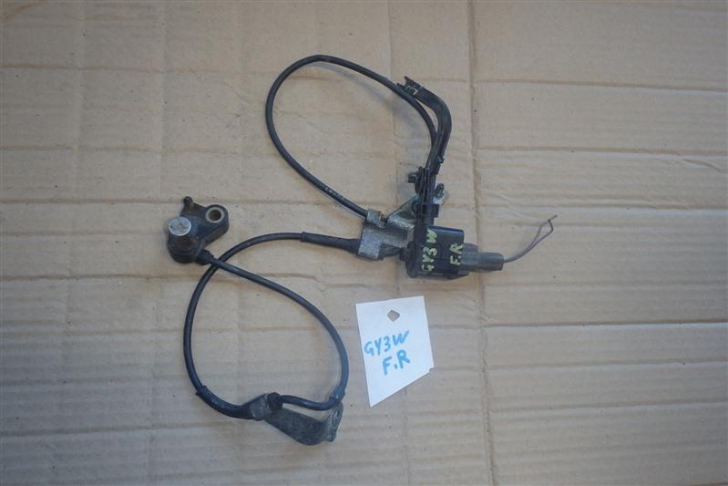 Датчик abs Mazda Atenza GY3W L3-VE передний правый