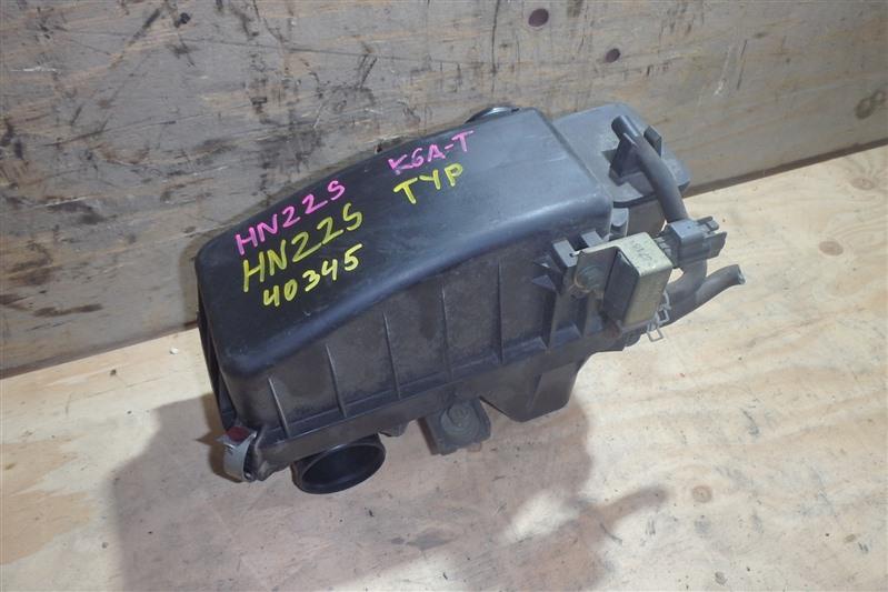 Корпус воздушного фильтра Suzuki Kei HN22S K6A-T