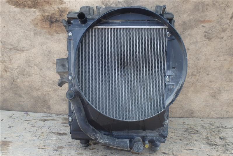 Радиатор Mitsubishi Canter FBA60 4P10