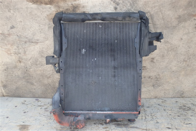 Радиатор Mitsubishi Canter FE70 4M50T