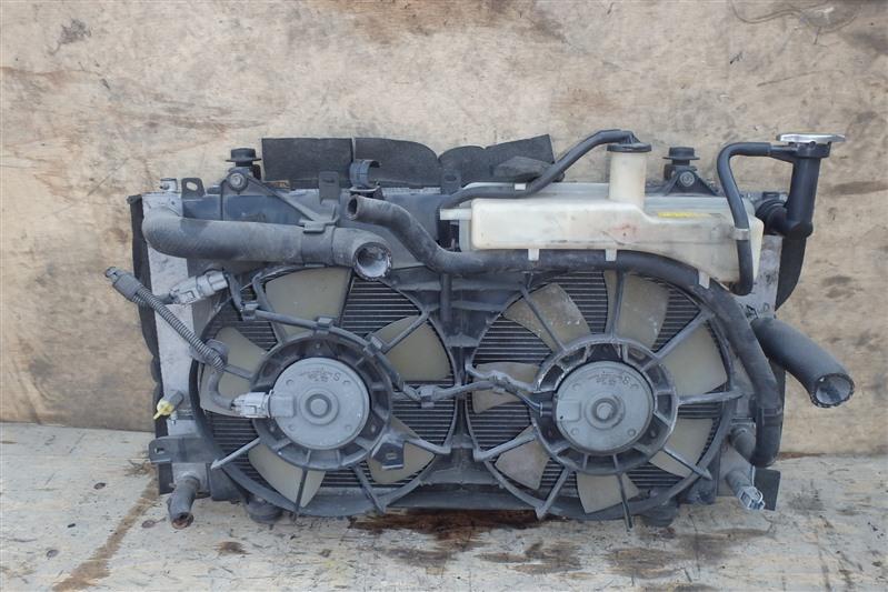 Радиатор Toyota Prius NHW20 1NZ-FXE