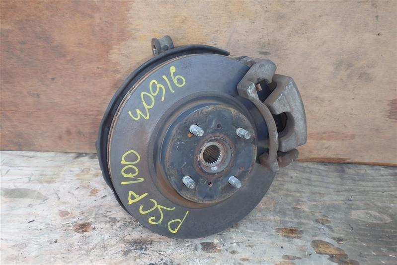 Ступица Toyota Ractis SCP100 2SZ-FE передняя правая