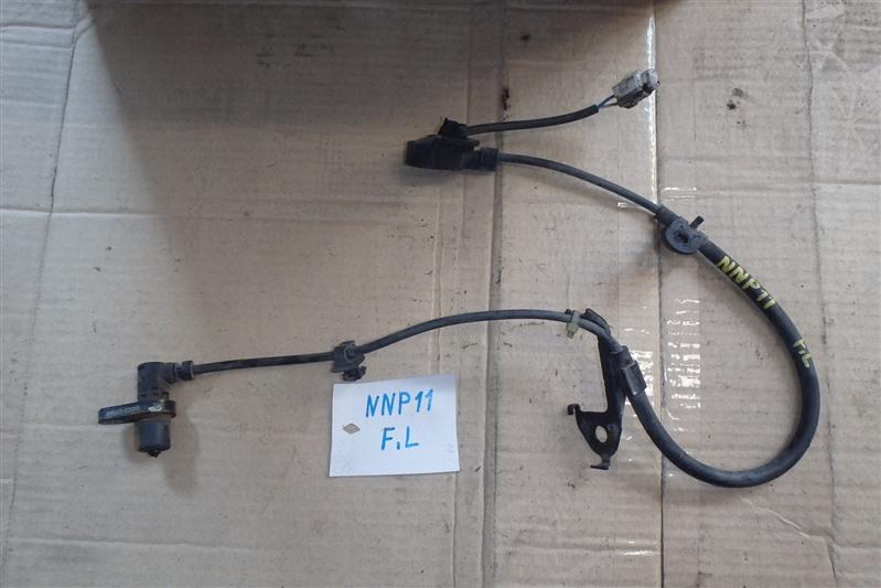 Датчик abs Toyota Porte NNP11 1NZ-FE передний левый