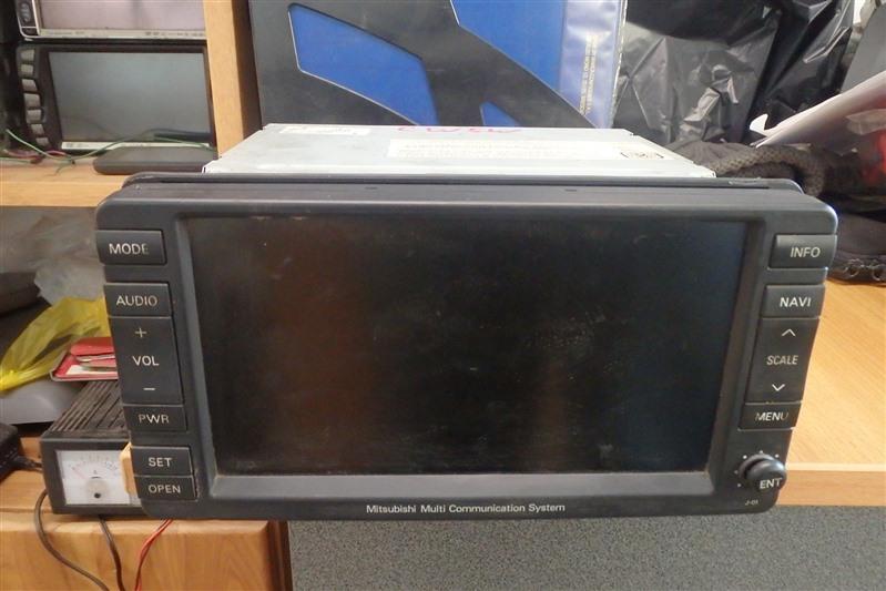 Магнитофон Mitsubishi Outlander CW5W 4B12