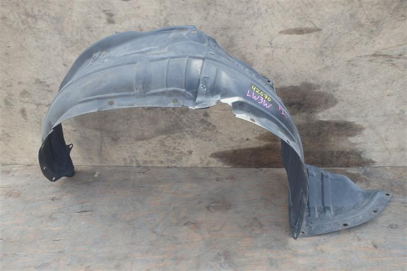 Подкрылок Mazda Mpv LW3W L3 2002 передний правый