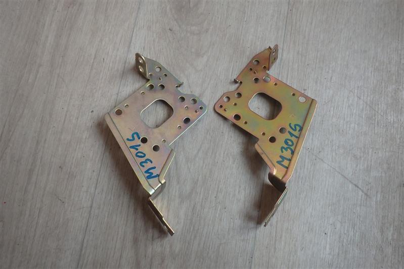 Крепление магнитофона Daihatsu Boon M301S K3-VE